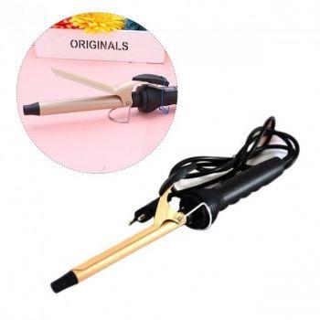 Плойка для волос с керамическим покрытием GUOWEI GW-770 термоизолированный наконечник щипцы для завивки афрокудрей 9 мм